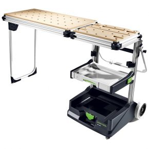 Festool mobile workshop, arriving this Autumn