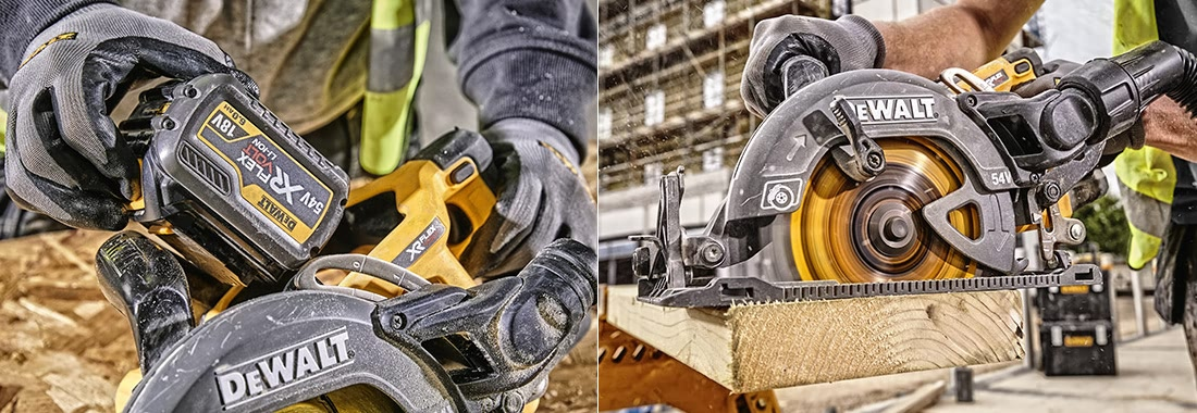 Dewalt circular saw application