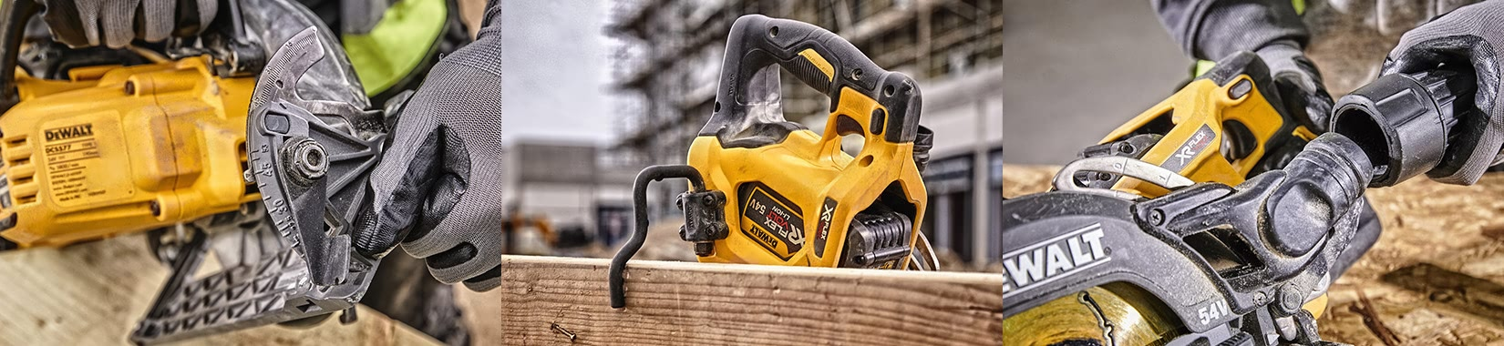 Dewalt circular saw applications