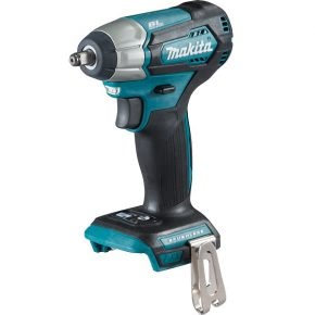 The new and improved Makita impact wrench: the first of its kind