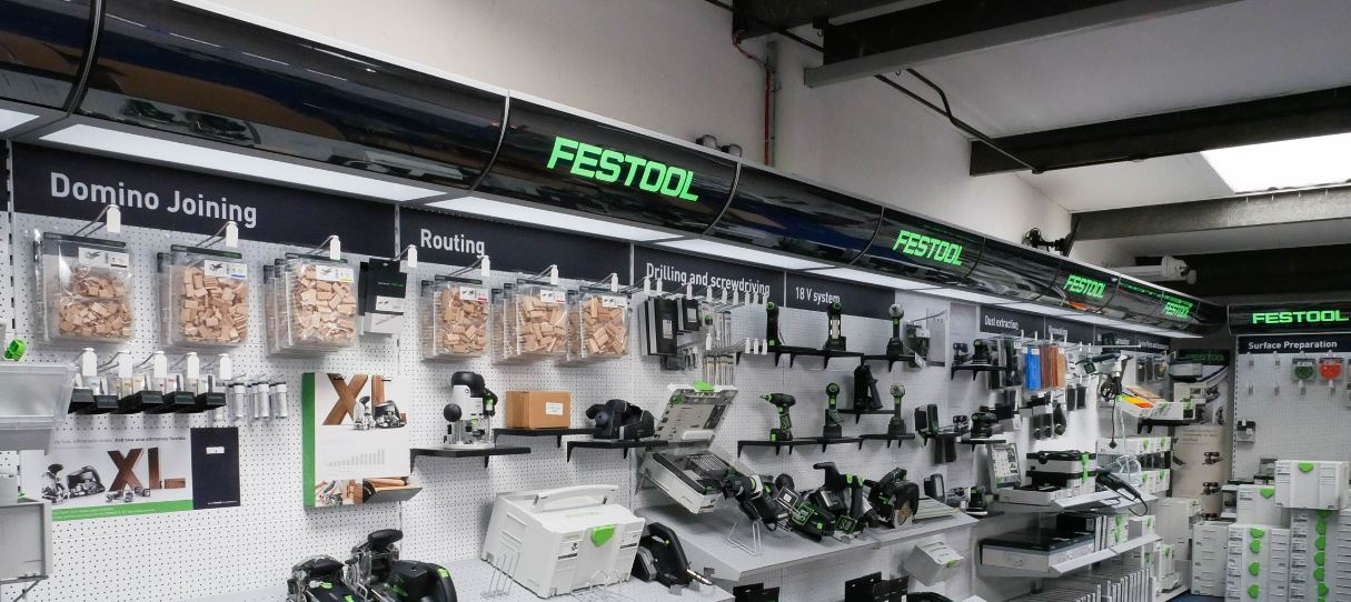 Festool display