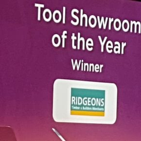 ATC Cambridge showroom wins Tool Showroom of the Year