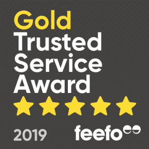 Anglia Tool Centre wins Gold Trusted Customer Service Award