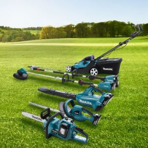 Top 4 Makita landscaping tools for gardening season