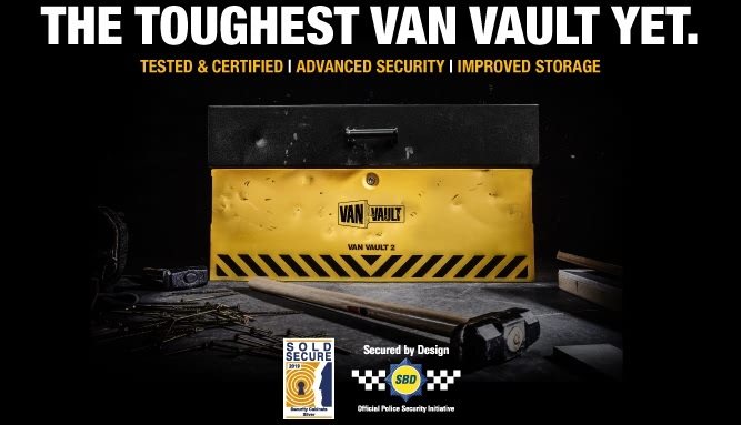 Toughest Van Vault