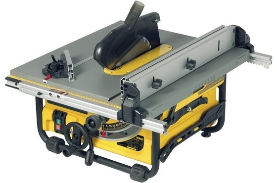 DW745 table saw
