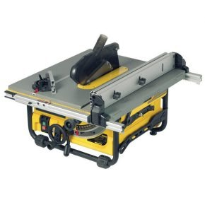 Dewalt table saw, ideal for carpenters and woodworkers
