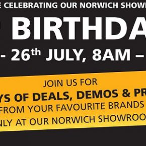 ATC Norwich to celebrate 5th Birthday with 5 Days of Deals!
