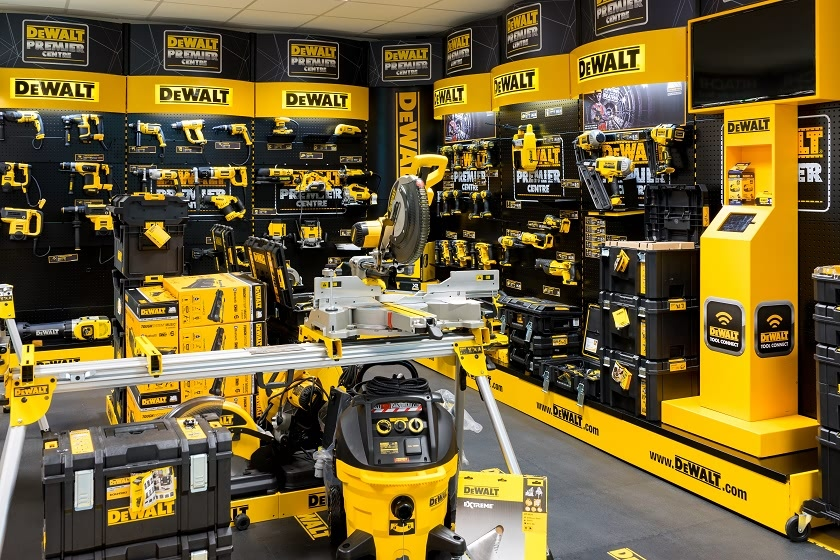 Dewalt Demonstration Day