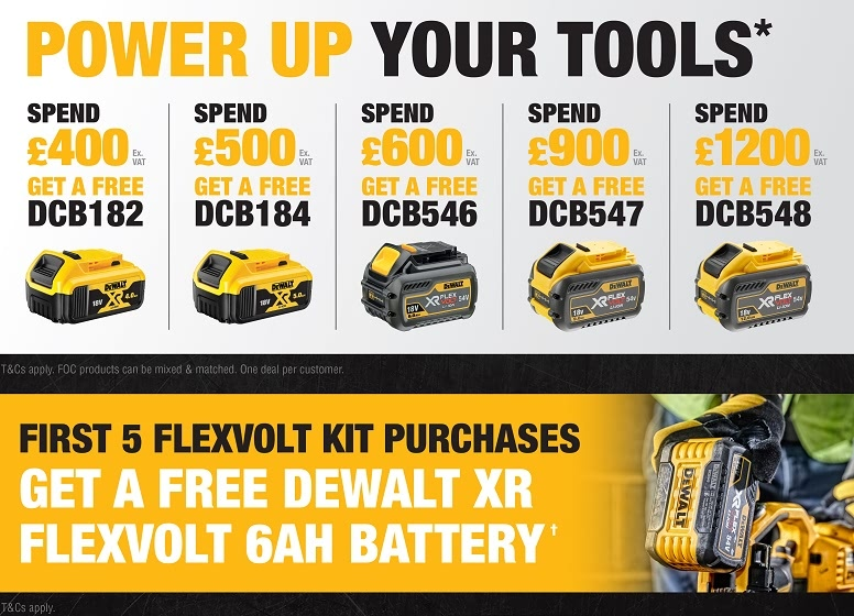 Dewalt battery deals
