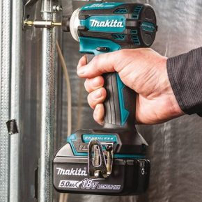 Makita impact driver, ideal for professionals and DIY hobbyists