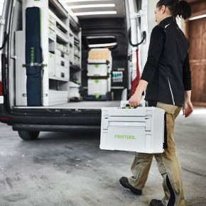 Festool Systainer Connects, Coming Soon