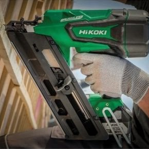 Hikoki nailers, ideal for 1st and 2nd fix applications