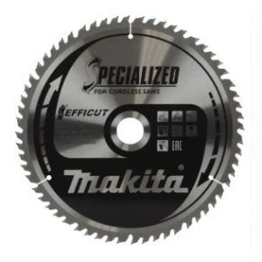 Makita Efficut saw blades, for super efficient cuts