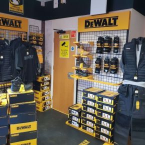 Dewalt workwear, designed to keep you warm this winter