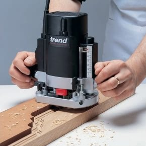 Trend woodworking kit, ideal for various applications