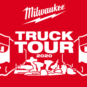 Milwaukee Big Red 2 Truck Tour returns to Norwich this March