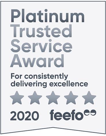 Feefo Platinum