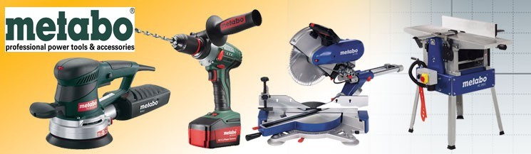 Metabo Cordless Tools