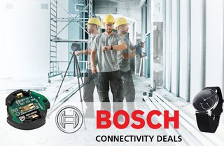 BOSCH CONNECTIVITY DEALS