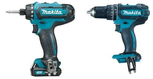 Makita CXT 10.8v range