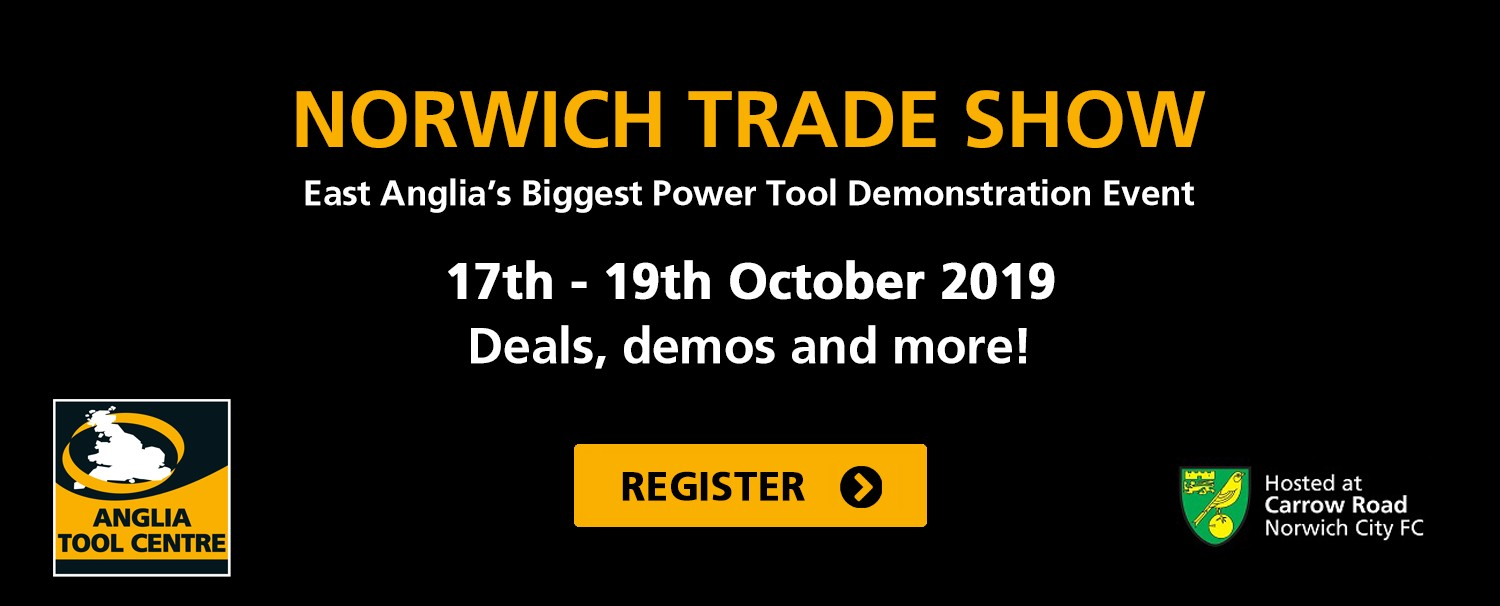 Norwich Trade Show, register for free tickets