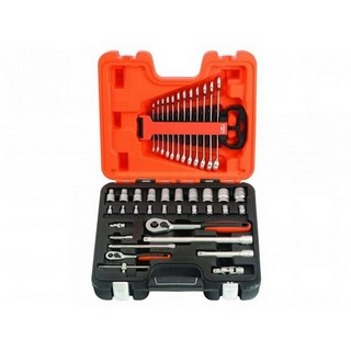 BAHCO BAHS410 41 PIECE SOCKET AND SPANNER SET