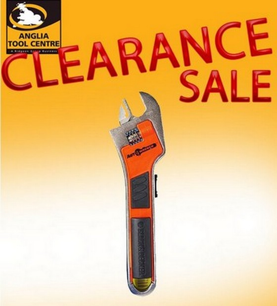 "Black and Decker A7150 AutoWrench Self Adjusting 9"" Adjustable Wrench 30mm capacity"