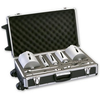 BOSCH 11 PIECE DIAMOND CORE SET