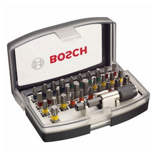 BOSCH 2607017319 32 PIECE SCREWDRIVER BIT SET