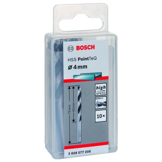 Bosch 2608577208 Hss Twist Pointtec Drill Bit 4.0mm