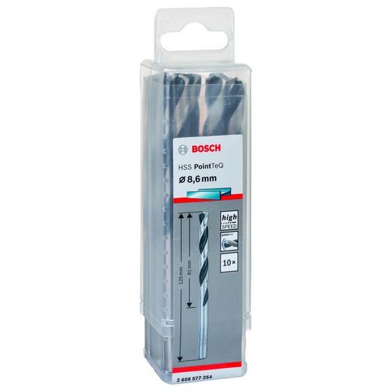 Bosch 2608577254 Hss Twist Pointtec Drill Bit 8.6mm