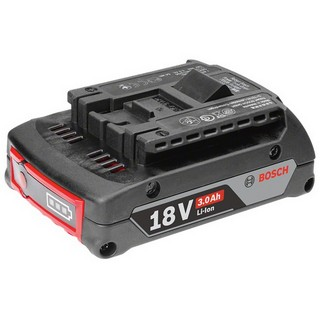 BOSCH COOLPACK GBA 3.0AH COMPACT 18V LI-ION BATTERY