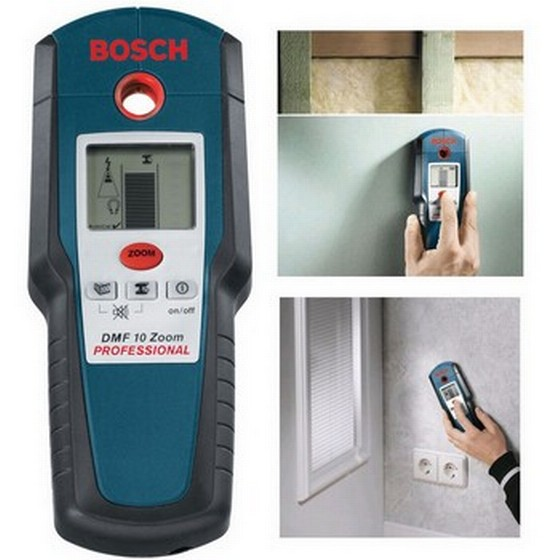 BOSCH DMF10 ZOOM METAL AND STUD DETECTOR