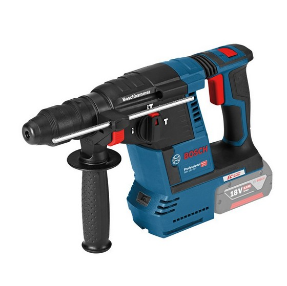 bosch gbh18v 26f 18v brushless sds hammer drill body only with quick change chuck. Black Bedroom Furniture Sets. Home Design Ideas