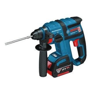 BOSCH GBH18V-EC 18V SDS PLUS BRUSHLESS HAMMER DRILL 2 X 4.0AH LI-ION BATTERIES IN L-BOXX