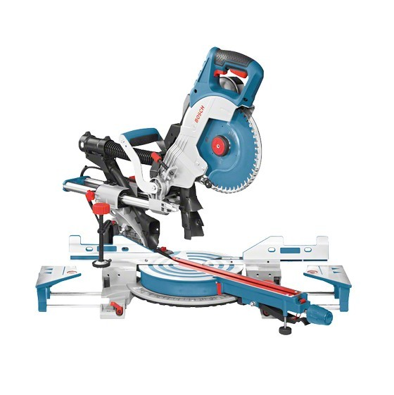 BOSCH GCM8SDE 8 INCH DOUBLE BEVEL MITRE SAW 240V