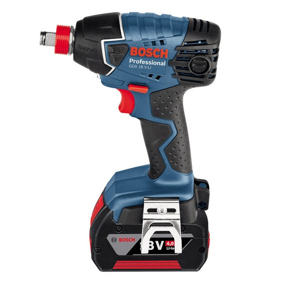BOSCH GDS18V-LIN 18V IMPACT WRENCH (Body Only) SUPPLIED IN L-BOXX