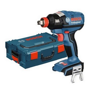 BOSCH GDX18VEC-N 18V IMPACT DRIVER / WRENCH (BODY ONLY) SUPPLIED IN L-BOXX