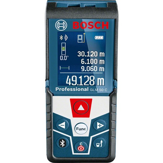 BOSCH GLM50C BLUETOOTH LASER RANGE FINDER