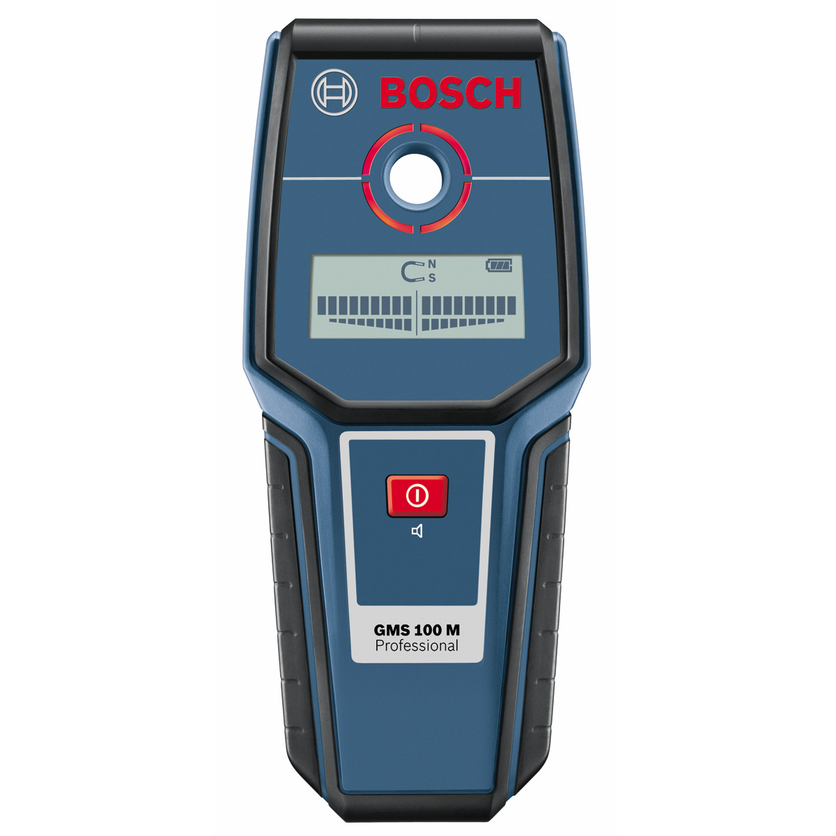BOSCH GMS100 MULTI MATERIAL CABLE DETECTOR