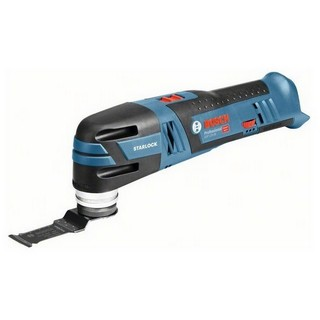BOSCH GOP12V-28 12V BRUSHLESS STARLOCK MULTI TOOL WITH ACCESSORY (BODY ONLY) SUPPLIED IN L-BOXX