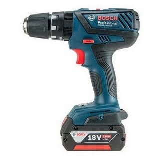 BOSCH GSB18-2-LI PLUS 18V COMBI HAMMER DRILL SUPPLIED IN L-BOXX WITH 1X 5.0AH LI-ION BATTERY