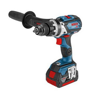 BOSCH GSB18V-85C 18V COMBI HAMMER DRILL (CONNECTIVITY READY) 2X 5.0AH LI-ION BATTERIES