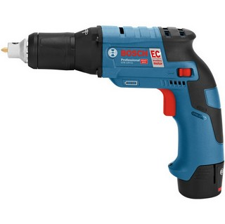 BOSCH GSR10.8V-EC TE 10.8V BRUSHLESS SCREWDRIVER WITH 2X 2.5AH LI-ION BATTERIES