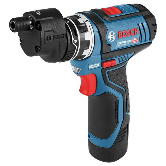 bosch gsr12v 15fc set 12v flexi click drill driver includes gfa ghx gwa gea chuck 2x. Black Bedroom Furniture Sets. Home Design Ideas