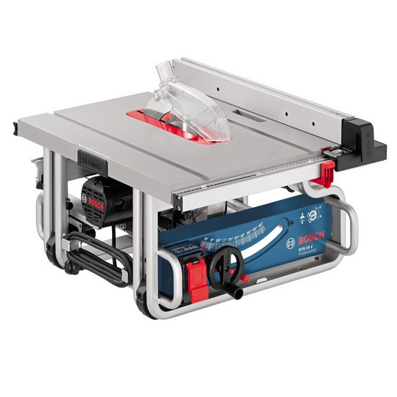 BOSCH GTS10J 10IN PORTABLE TABLE SAW 240V