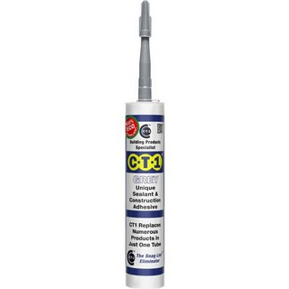 CT1 SEALANT ADHESIVE GREY
