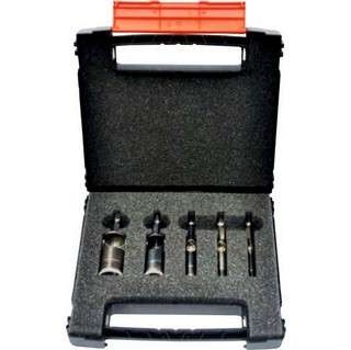 DART 74100-1 5 PIECE WETDRY DIAMOND MINI HOLESAW SET
