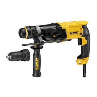 DEWALT D25134K-LX 3 MODE SDS+ ROTARY HAMMER DRILL 110V WITH QUICK CHUCK